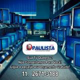 assistências técnicas para de tvs 4k Samsung Parque São Domingos