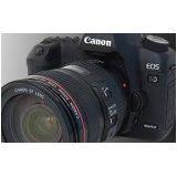 Conserto de máquina fotográfica Canon