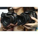 O Conserto de máquina fotográfica Sony Vila Curuçá