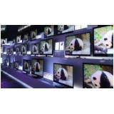 orçamento de assistência técnica para de tv 4k Samsung curva Parque São Lucas