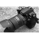 Quais os valores de assistência técnica de maquina fotográfica no Centro